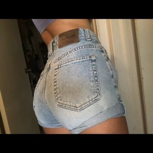 Jean Calvin Klein shorts